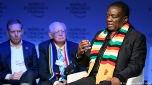Emmerson Mnangagwa's first play at the world stage – Davos