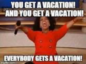 Vacation without breaking the bank